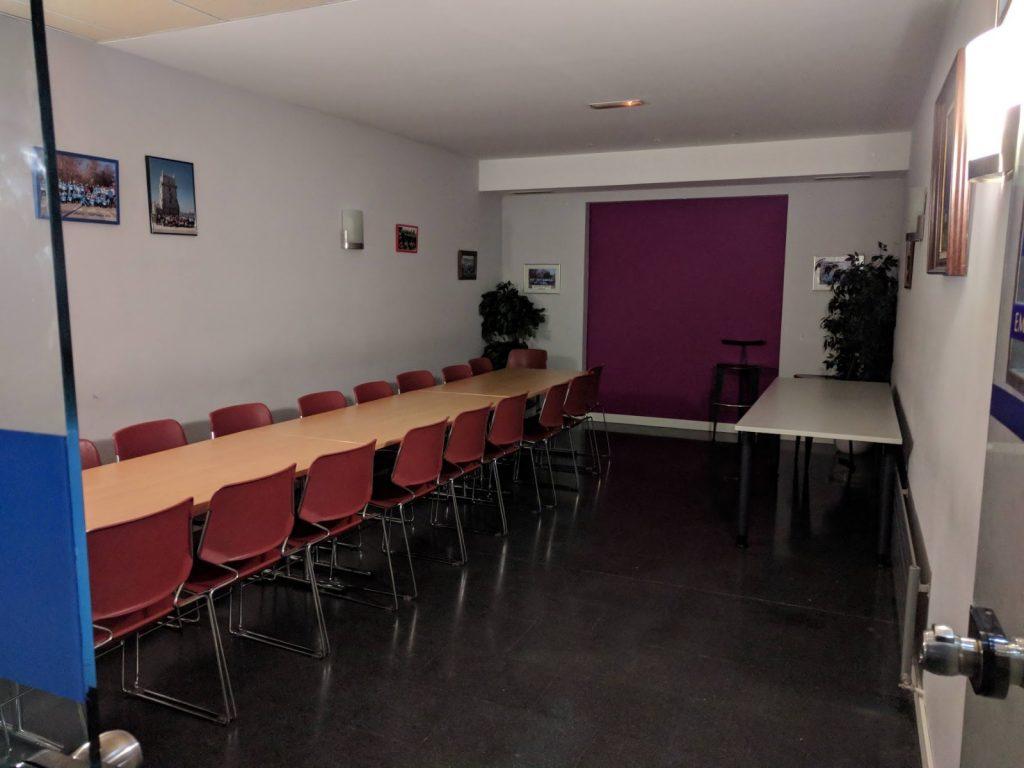 Instalaciones - Gurutz Urdiña - Sala reuniones