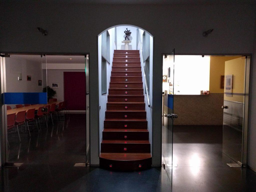 Instalaciones - Gurutz Urdiña - Escaleras local