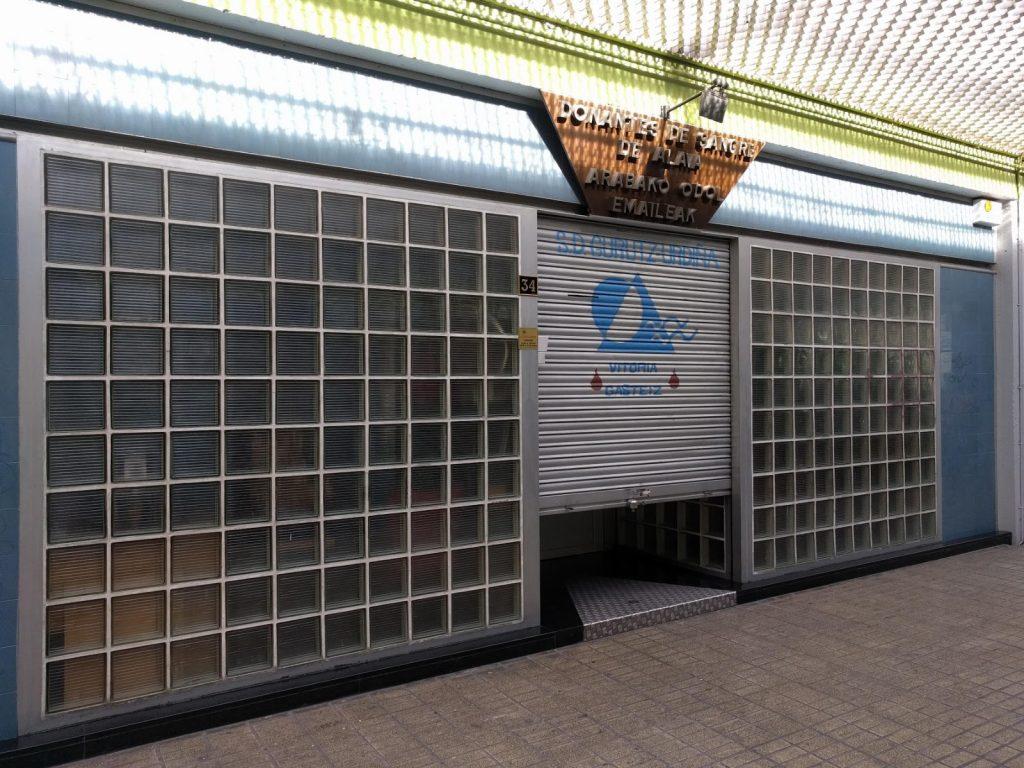 Instalaciones - Gurutz Urdiña - Entrada