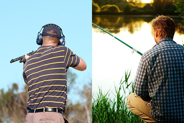 Caza y Pesca - Sociedad deportiva Gurutz Urdiña